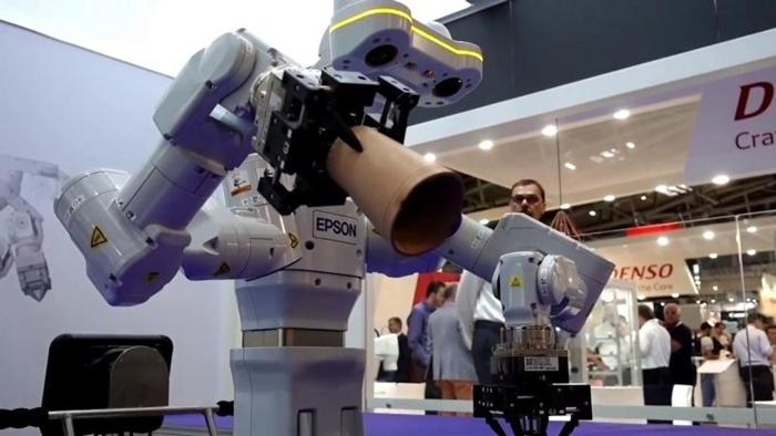 """Résultat de recherche d'images pour """"Robotic, robots, Epson Robots, Epson Robots, 2018, 2019"""""""