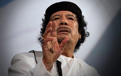 أين هي أموال القذافي؟