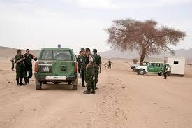الجزائر تنهي بناء الحاجز الترابي مع تونس