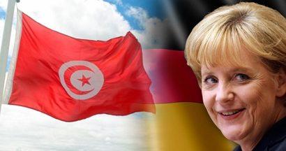 3 مارس: انجيلا ميركل في تونس