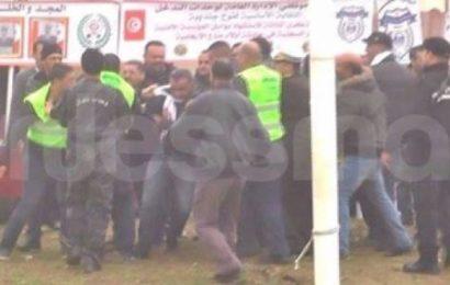 تبادل للعنف بين أمنيين في احياء ذكرى عملية أولاد مناع الإرهابية