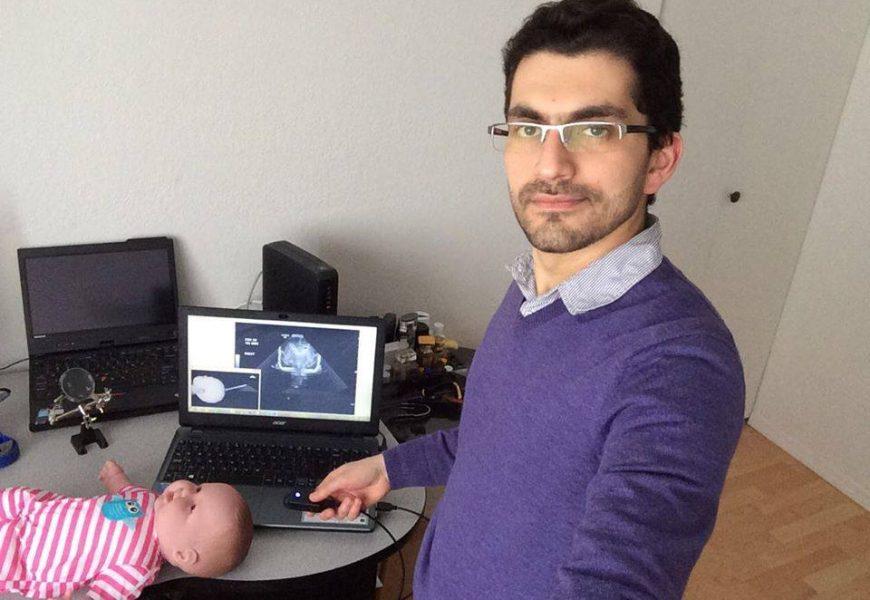 سوريان.. طبيب ومهندس، يخترعان جهازاً طبياً فريداً في كندا