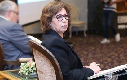 وفد عن عمادة المهندسين التونسيين يلتقي بوزيرة المالية