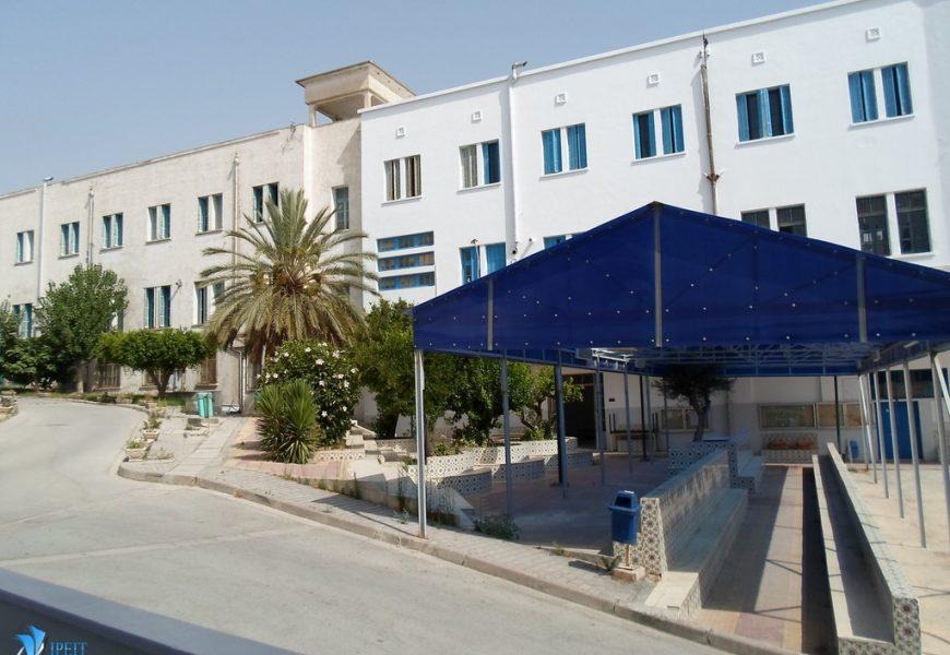 بالفيديو: طلبة المعهد التحضيري للدراسات الهندسية بتونس يحتجون أمام وزارة الداخلية