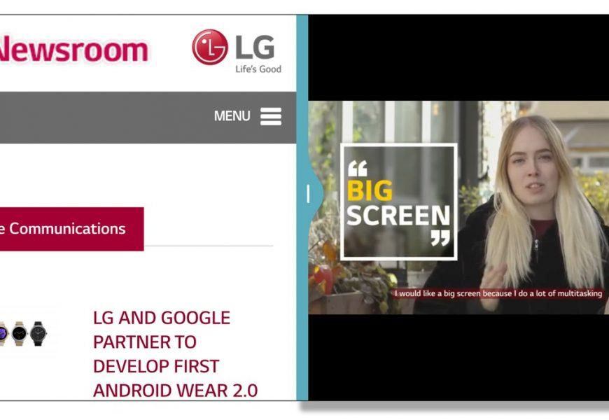 إل جي LG تعلن رسميا عن بعض خصائص هاتفها G6