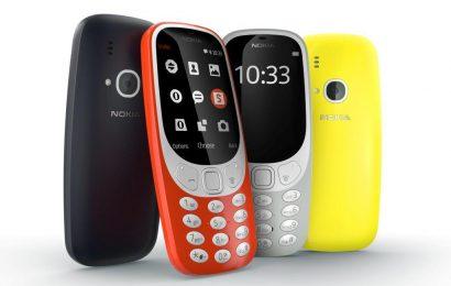عصر جديد لأجهزة هاتف نوكيا Nokia الذكية و منها 3310