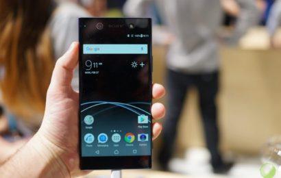 Sony تعلن عن الهاتفين Xperia XA1 Ultra و Xperia XA1
