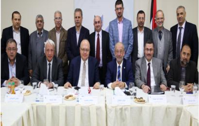 وزير الأشغال الأردني يطلب ملاحظات المهندسين
