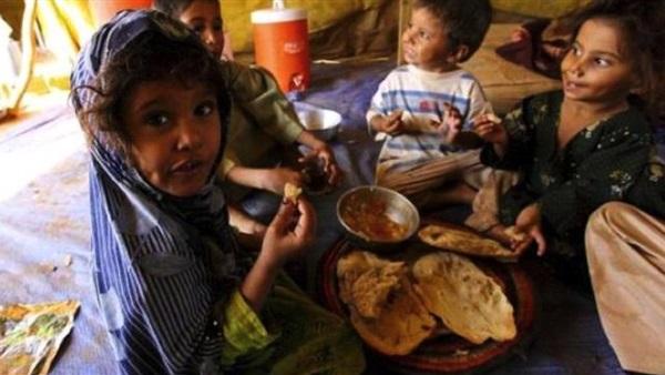 20 مليون إنسان يواجهون خطر الموت جوعاً