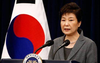 بسبب تورطها بقضايا فساد .. إقالة رئيسة كوريا الجنوبية من منصبها