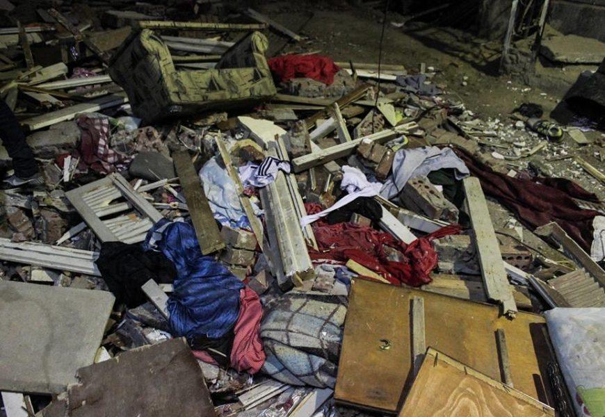 مصر: مقتل شخص واصابة زوجته وابنيه في انفجار