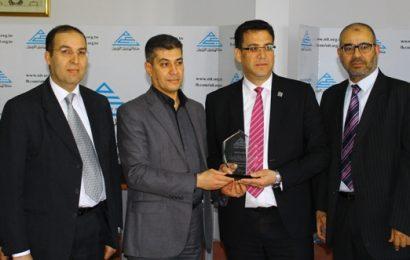 عمادة المهندسين التونسيين تكرم المهندس التونسي المقيم بالمانيا شكري الشريف
