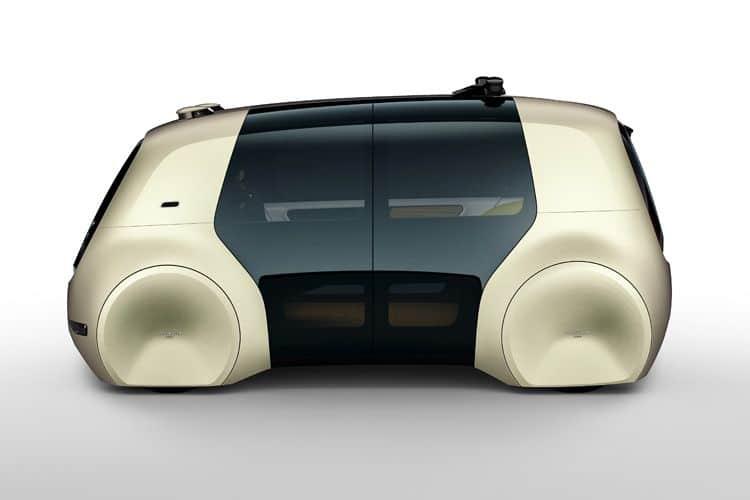Volkswagen تكشف عن نموذج جديد لمستقبل السيارات ذاتية القيادة