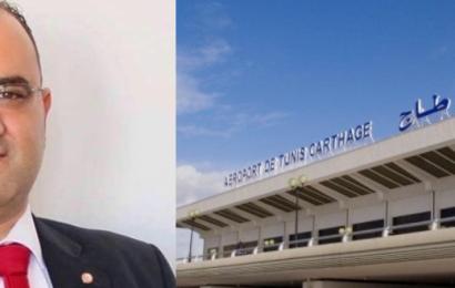 توقف الرحلات في مطار تونس قرطاج.. وزير النقل يتحول إلى المطار ويأذن بتشكيل خلية أزمة
