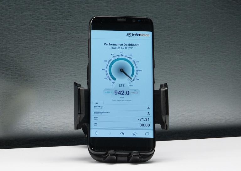 تقنية غيغابت Gigabit وتوفير سرعة إنترنت على الهواتف