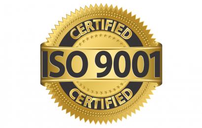 اول منظمة وطنية تتحصل على شهادة الجودة ايزو 9001