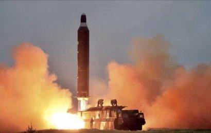 كوريا الشمالية تعلن تجربة صاروخية جديدة