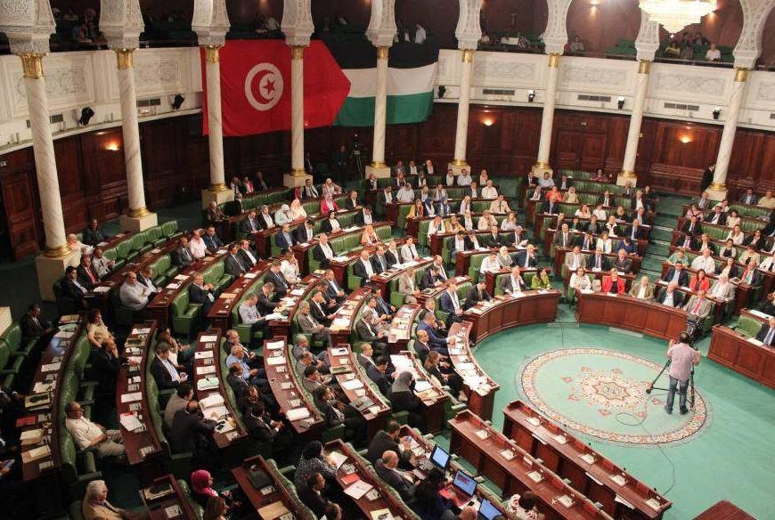 مجلس نواب الشعب يؤكد دعم مطالب الأسرى الفلسطينيين