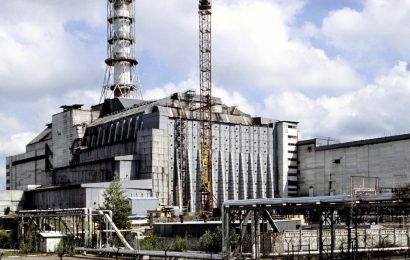 اختراق نظام الإشعاع في تشرنوبيل