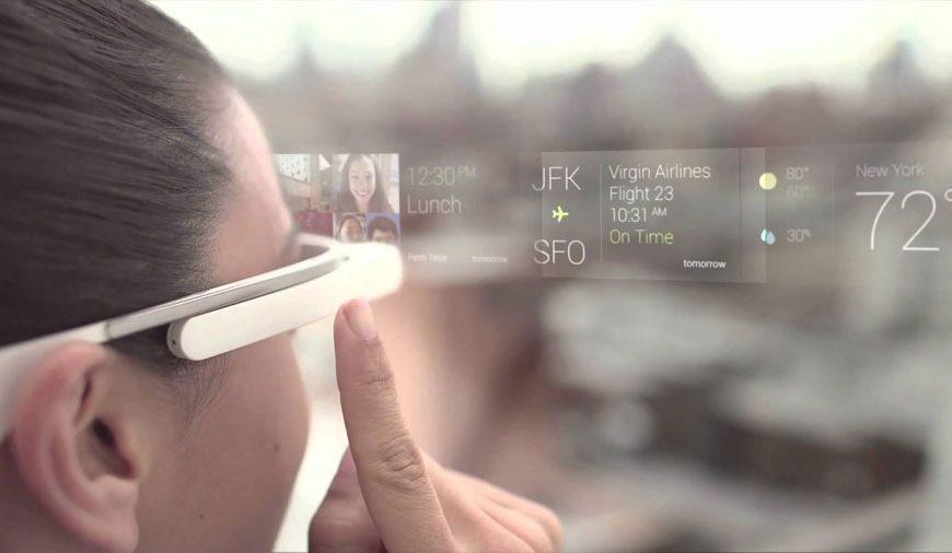 تحديث جديد لنظّارات Google Glass من غوغل