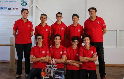 تونس تتحصل على الميدالية الذهبية و الفضية في أولمبياد الروبوتات بأمريكا