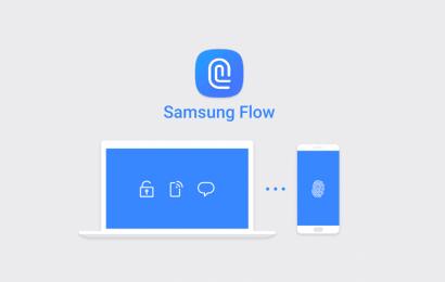 تطبيق Samsung Flow يدعم فتح جهاز الكمبيوتر بمساعدة هاتف جالكسي