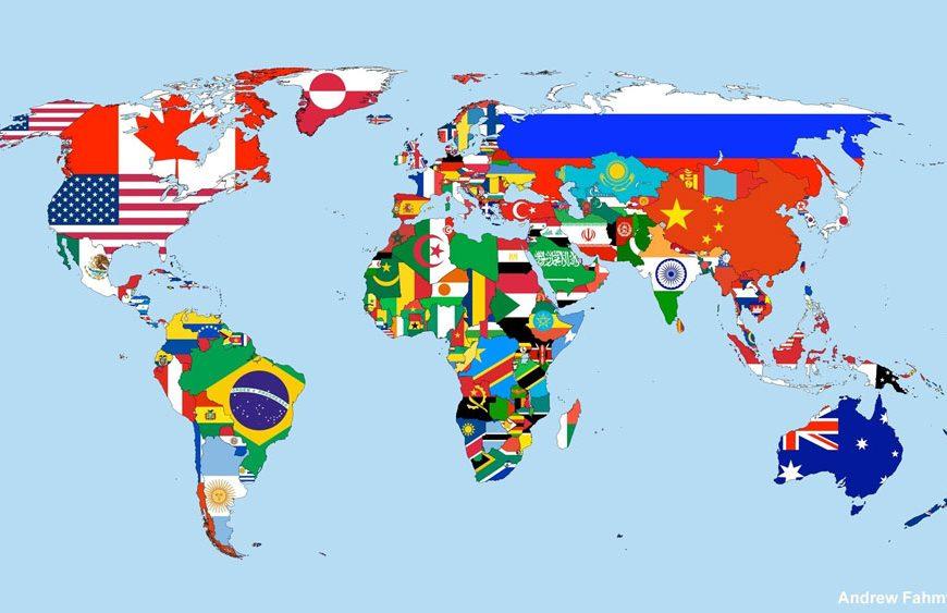 5 خرائط تفاعلية ترى العالم عبرها بشكل مختلف