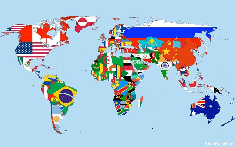 5 خرائط تفاعلية ترى العالم عبرها بشكل مختلف مجلة المهندس