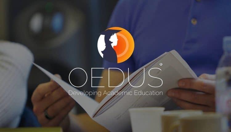 منصة Oedus للتعليم الإلكتروني الجامعي