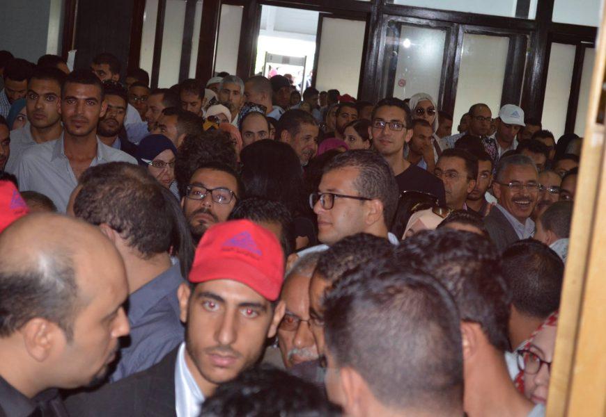 العمادة تدعو جميع المهندسين للوقفة إحتجاجية يوم 14 نوفمبر