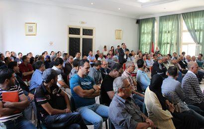 في سبيل تحسين الوضع المادي .. مهندسوا تونس نحو تحرك نضالي