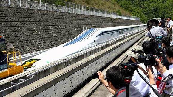 """الصين تستعد لإطلاق قطار """"هايبرلوب"""""""