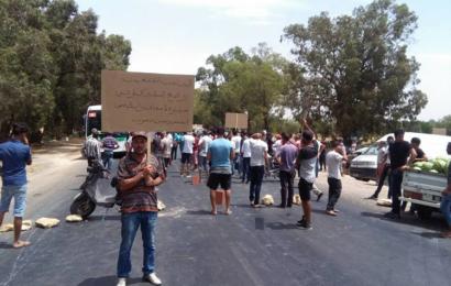 القيروان: مسيرة شعبية ضدّ التهميش وضعف الخدمات الصحية