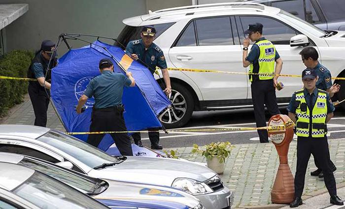 انتحار برلماني كوري بعد اتهامه بتلقي رشوة