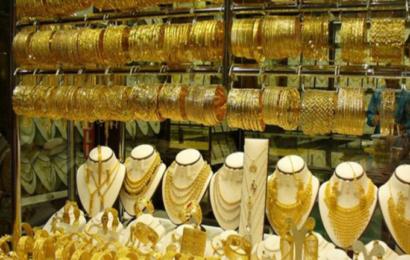 سعر الذهب يسجل إرتفاعا قياسيا