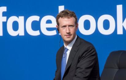 انخفاض سعر أسهم شركة فايسبوك