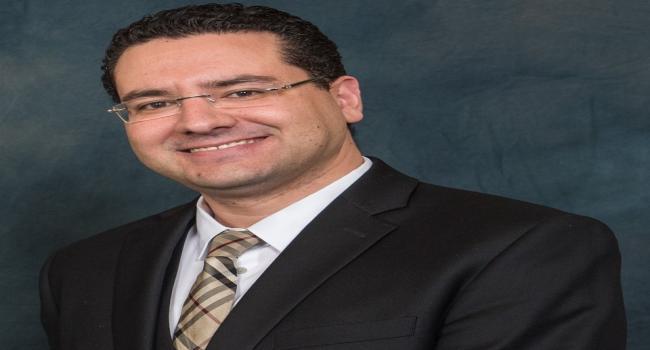 تكريم رئاسة الجمهورية للأستاذ المحاضر  التونسي مروان قسنطيني