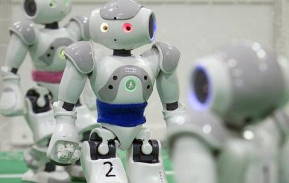 مسابقة لابتكارات الإنسان الآلي بالجزائر