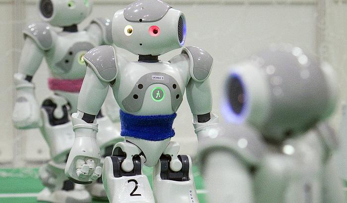 الصين تُعوّض نقص المعلمين بالروبوتات