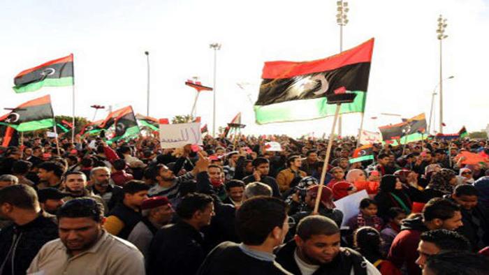 مظاهرات في المدن الليبية للمطالبة بتحسين الخدمات المعيشية