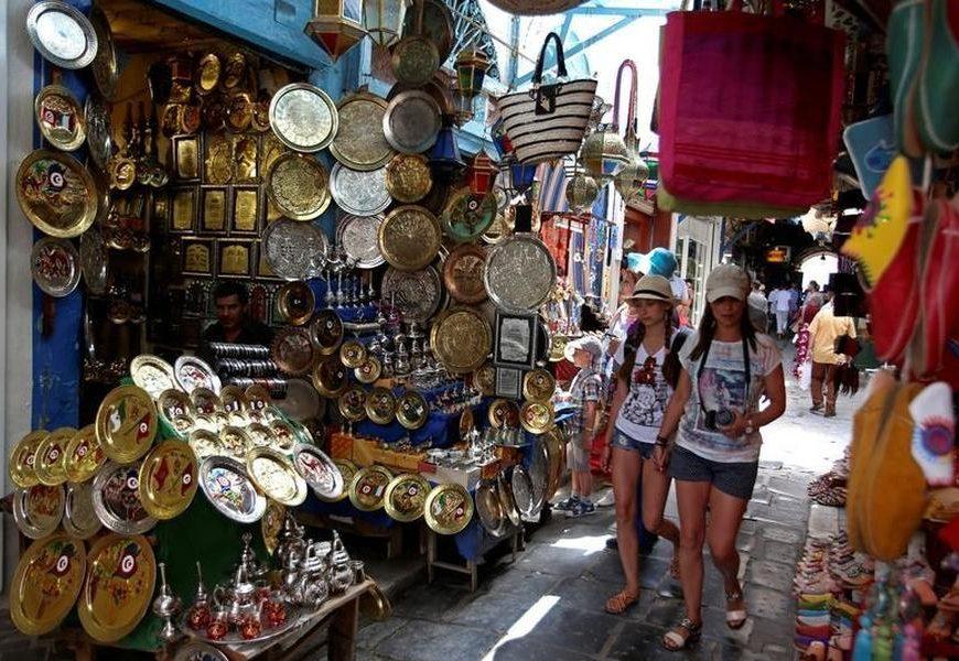 إيرادات السياحة التونسية ترتفع 40% خلال 6 أشهر