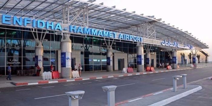 """أعوان شركة """"TAV"""" بمطار النفيضة يتمسّكون بالإضراب"""