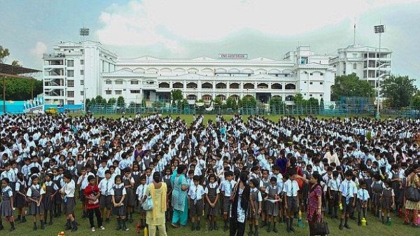 أكبر مدرسة في العالم