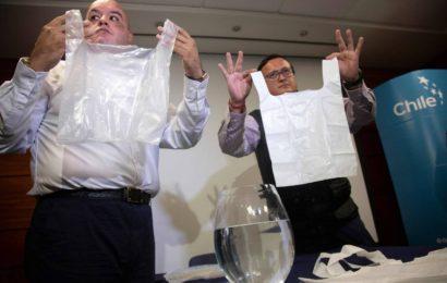 أكياس البلاستيكية قابلة للذوبان في الماء… ولا تلوث