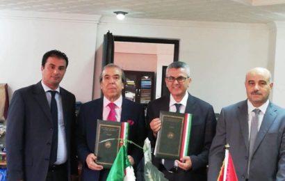 توقيع إتفاقية تبادل جامعية بين تونس و الجزائر