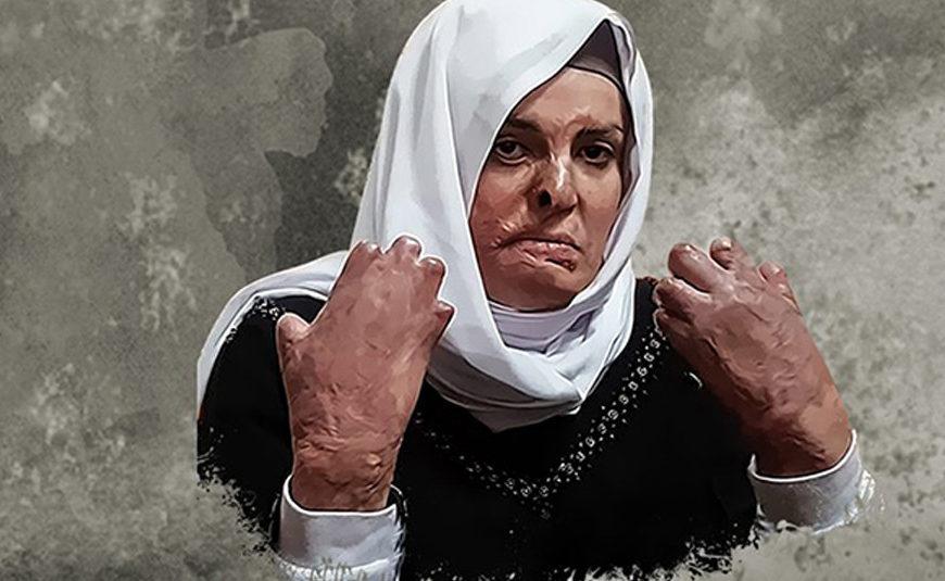 """الأسيرة إسراء الجعابيص تتوج بلقب """"امرأه فلسطين لعام 2017"""""""