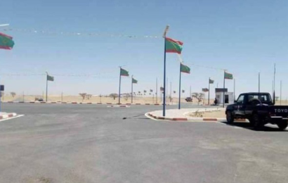 الجزائر وموريتانيا تفتتحان أول معبر حدودي بينهما