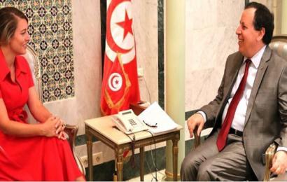 الجهيناوي : يدعو كندا لمراجعة نصائح السفر الموجهة إلى رعاياها لزيارة تونس