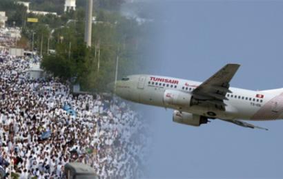 الخطوط التونسية تؤمن 62 رحلة ذهاب وإياب من البقاع المقدسة