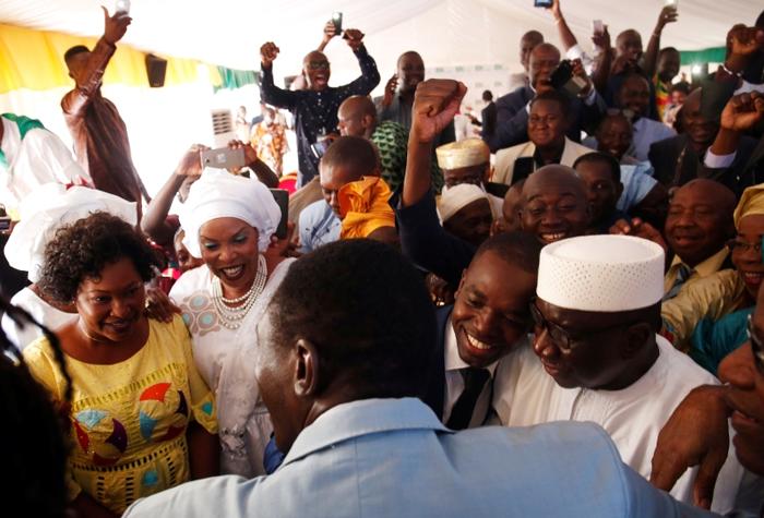 رئيس مالي يحقق فوزاً ساحقاً في الانتخابات